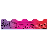 Discover Music Bulletin Board Trimmer