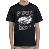 Music Dept. Trumpet Child's T-Shirt