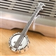 Pewter Banjo Coffee Scoop