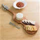 Pewter & Wood Violin Cheese Board