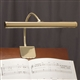 Brass Clamp-On LED Piano Lamp