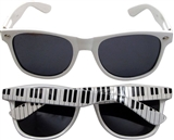 Music Keyboard Sunglasses