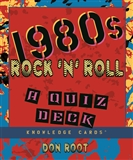 1980s Rock N Roll Quiz Cards