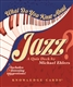 What Do You Know About Jazz Quiz Cards