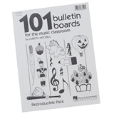 101 Bullletin Boards for the Music Classroom