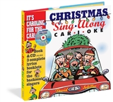 Christmas Sing A Long Car-i-oke Book with CD