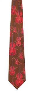 Then There Were Strings Necktie