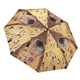 "Gustav Klimt ""The Kiss"" Compact Umbrella"