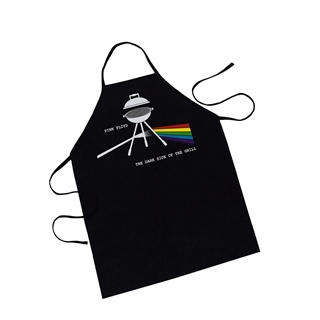 Pink Floyd The Dark Side of the Grill Apron