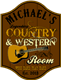 Personalized Legendary Country Western Guitar Room Sign
