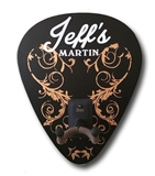 Personalized Classic Rock Guitar Holder
