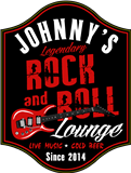 Personalized Rock & Roll Lounge Lounge Sign
