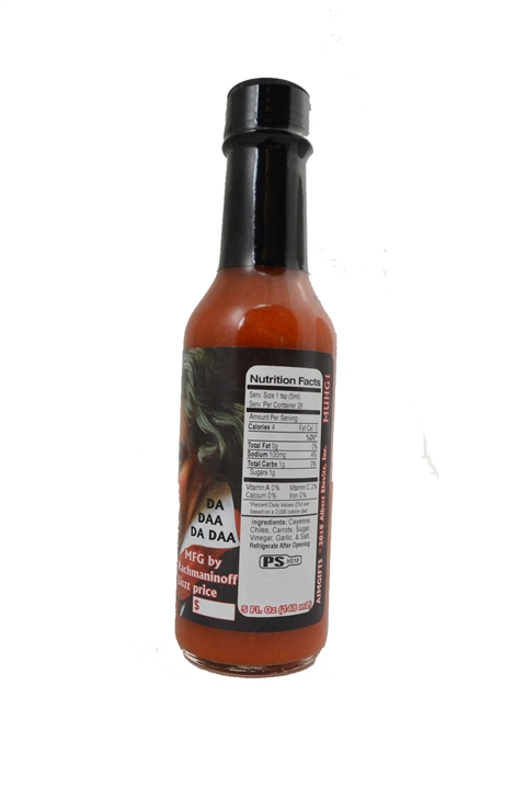 3c52806f9f1 Beethoven s Fifth Sriracha Sauce at The Music Stand