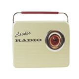 Cookie Radio Lunch Box Tin