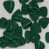 Malachite sTone Pick Picks