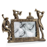 The Music Never Ends Picture Frame