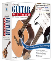 Learning Guitar Method Software