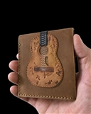 Willie Nelson Trigger Acoustic Guitar Wallet