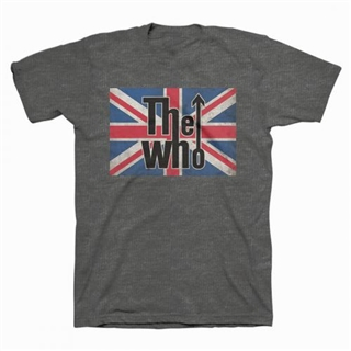 The Who Union Jack T-Shirt