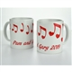 Love Notes Personalized Mug