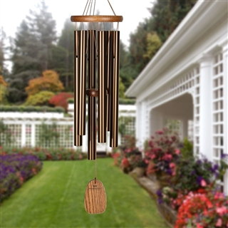 Beautiful Bronze Amazing Grace Chime