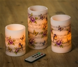 Songs of Spring Candles