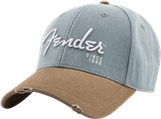 Fender Distressed Wash Ball Cap