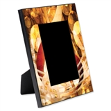 Golden Clef Picture Frame