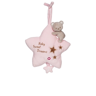 Brahms Lullaby Baby Plush Bear Pull String