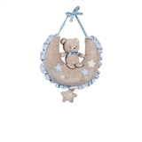 Musical Dreams Baby Blue Plush Toy