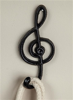 Song in Your Heart Wall Art Hook