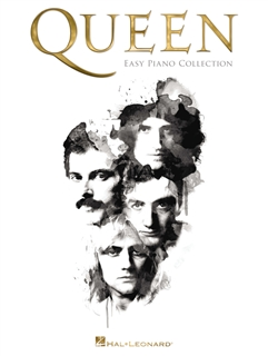 Queen - Easy Piano Collection Songbook