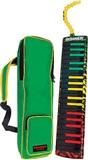 Hohner 37 Key Airboard Melodica Rasta