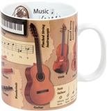 Music Mug of Knowledge