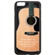 Personalized Acoustic Guitar iPhone Case