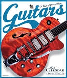 Guitars 2021 Wall Calendar