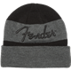 Fender Colorblock Logo Beanie Hat
