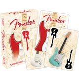 Fender Playing Cards