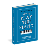How to Play the Piano Book