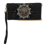 "Mary Frances ""Harmony"" Crossbody Wallet"