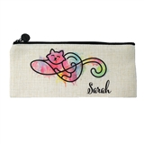 Cosmic Cat Cosmetic Bag