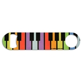 Colorful Piano Keys Bottle Opener