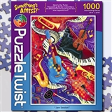 Groovy Jam Session 1000 Piece Puzzle