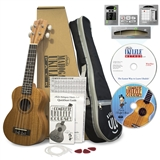 Play Ukulele Beginner Pack - Mahogany