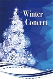 Winter Concert Program Covers