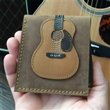 Dreadnought Acoustic Leather Guitar Wallet