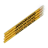 Metallic Gold Keyboard Pencil