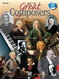 Great Composers Piano Book and CD