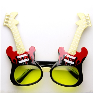 Electric Guitar Party Sunglasses