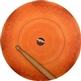 Drumstick and Cymbal Mouse Pad